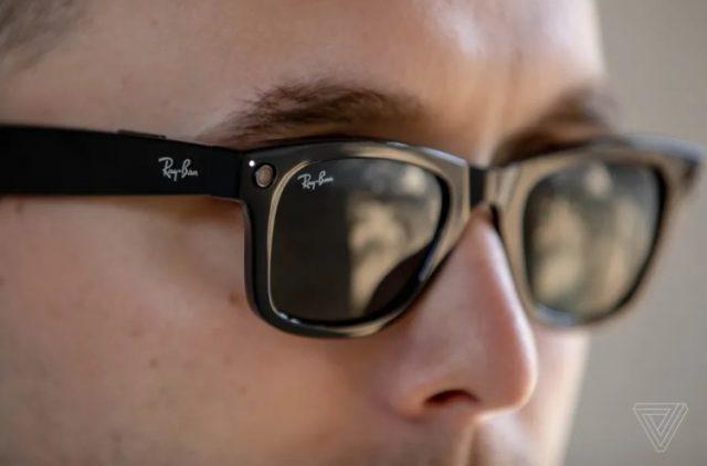 Умные очки от Facebook – шпионский гаджет?