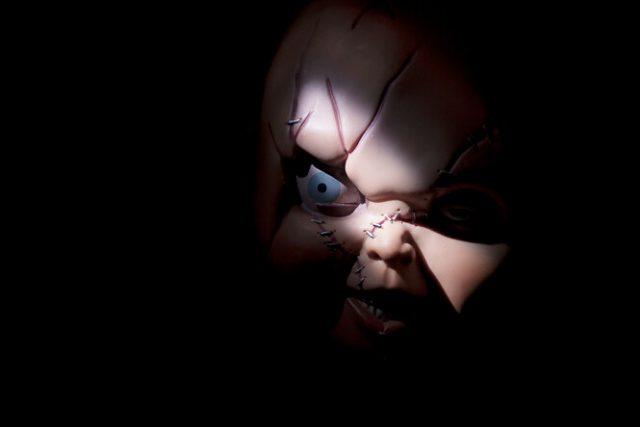 """Пенсионер создал куклу из """"детских кошмаров"""""""