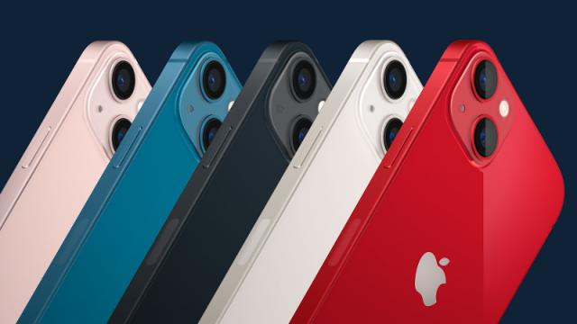 Сколько дней нужно работать, чтобы купить iPhone 13?
